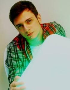 Rique Gonçalves, criador da marca R.Groove, um dos desfiles mais esperados do RMH